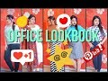 Office lookbook!! Styling Bold Colors
