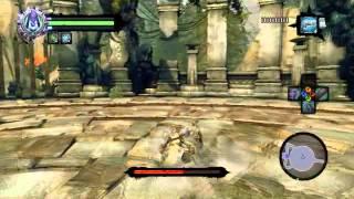 Darksiders II - Boss fight - Costrutto Colosso