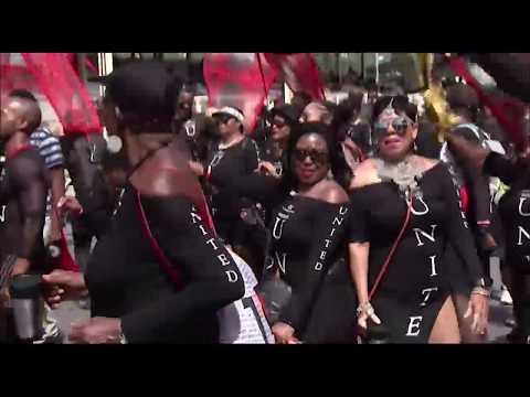 Scenes from Trinidad Carnival 2018