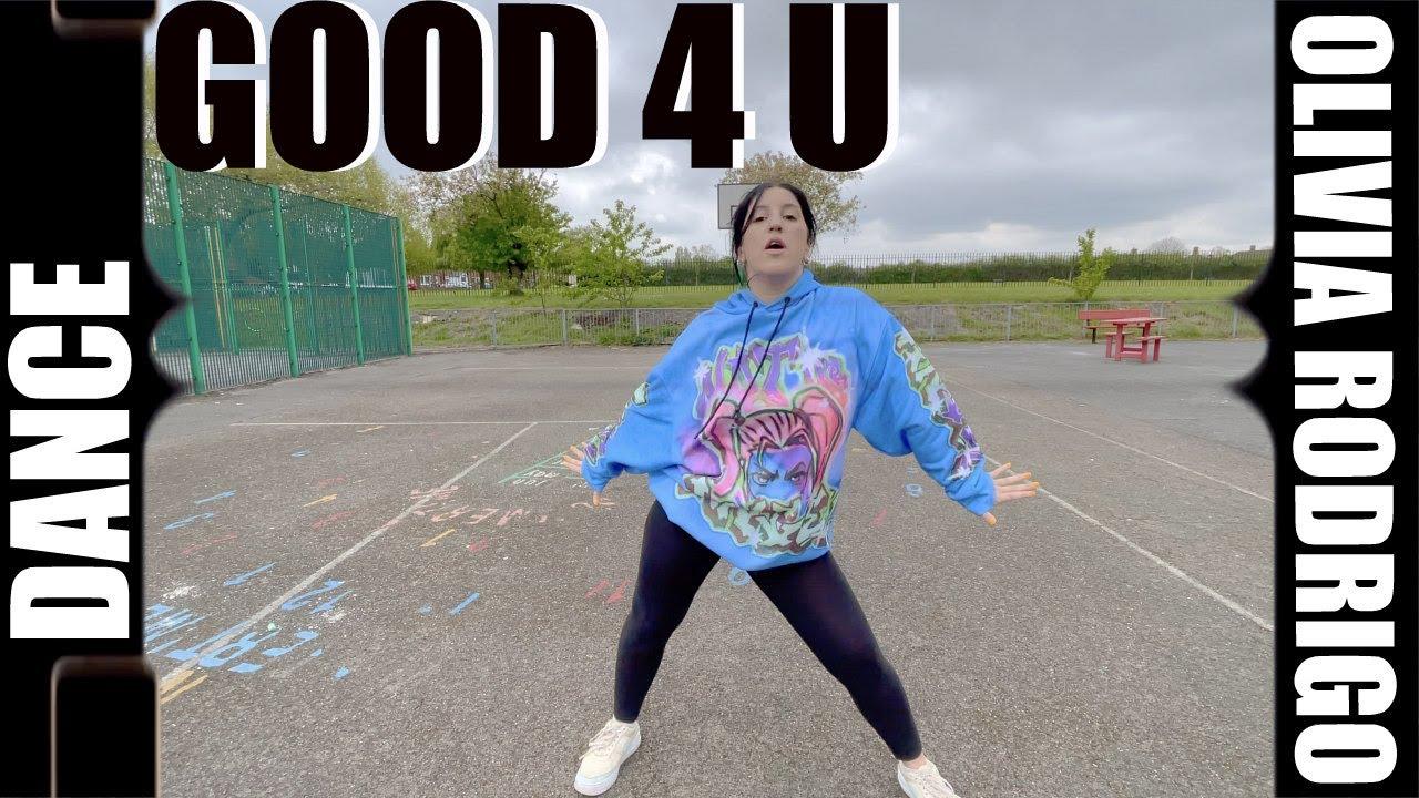 GOOD 4 U Olivia Rodrigo Dance Choreography