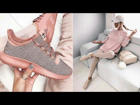 Zapatos de moda y tendencias en calzado para el año nuevo 2018 💕 Para más  moda en zapatillas modernas pincha aquí https   youtu.be iizXS5qEasc f964e5e67d86