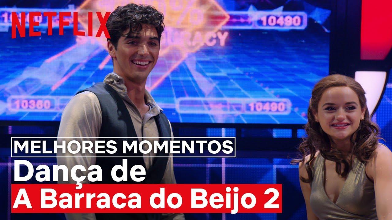 Dança final de A Barraca do Beijo 2 | Melhores Momentos | Netflix Brasil