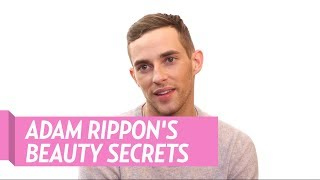 Olympic Figure Skater Adam Rippon Shares His Beauty Secrets