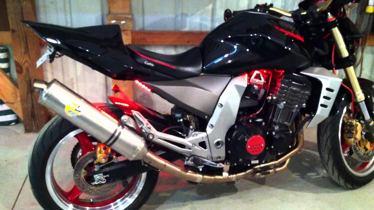 2003 Kawasaki Z1000 Full System