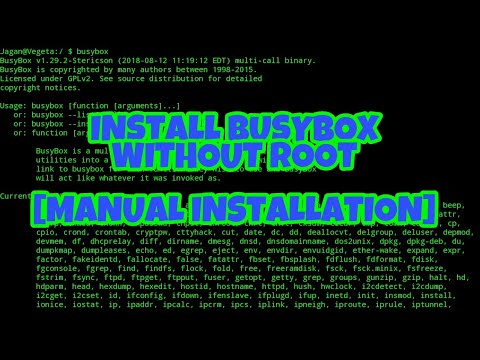 busybox binary download