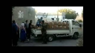 Deniz Feneri Suriye Gıda Dağıtımı