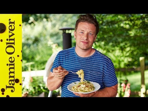 How to Cook Crab Linguine | Jamie Oliver