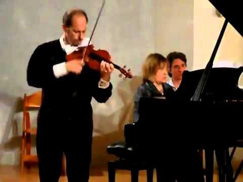 Schindlers list Tel Aviv 21 9 2011  yaakov rubinstein violin