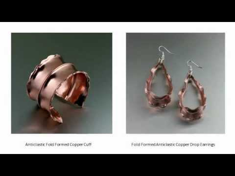 7th Wedding Anniversary Gift Ideas By I Love Copper Jewelry Youtube