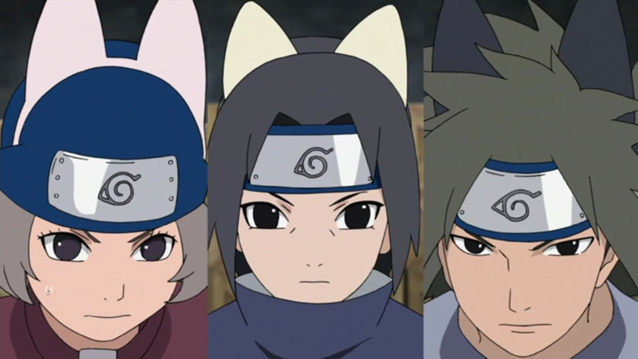 Itachi Cat Ears