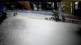 Car accident at Nangal