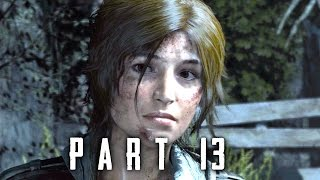 Rise of the Tomb Raider Walkthrough Gameplay Part 13 - Rescue (2015)
