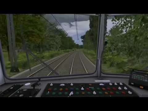 Lets Play U Bahn Frankfurt Linie U7