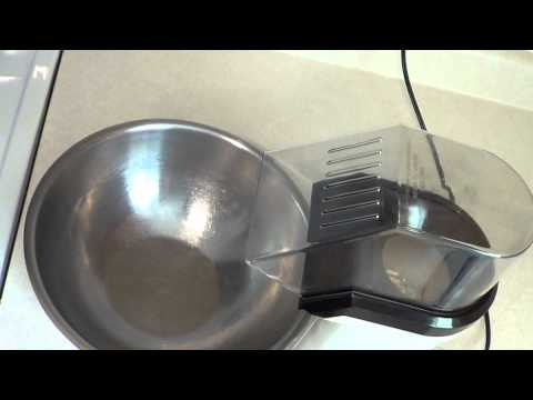 Healthy Cooking - West Bend Air Poppery II Demo