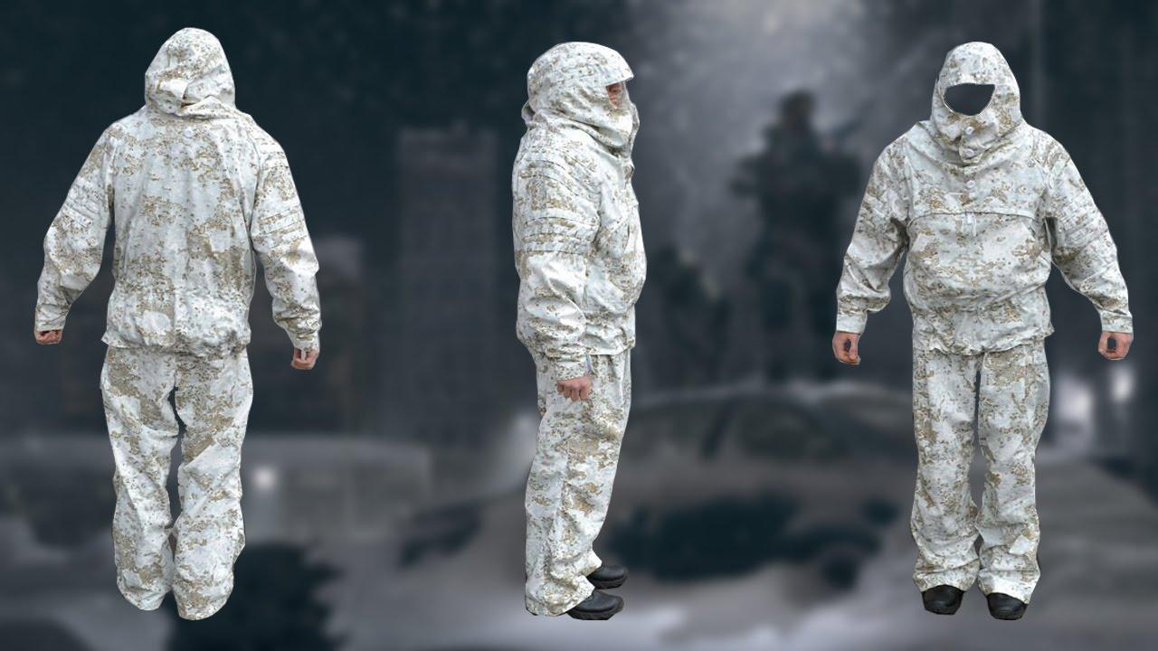 Маскировочный костюм ЛЕШИЙ (ProSniper Ghillie) своими руками .