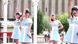 2015年9月5日(土)阪急西宮ガーデンズにて行われた「COSMOsSPLASH」リリ...