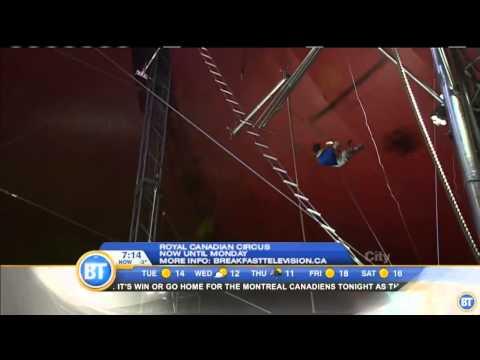 2015 Breakfast Television Calgary Part 1