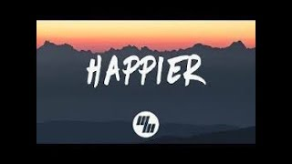 Happier~Bastille and First to eleven (Mixing vocals)