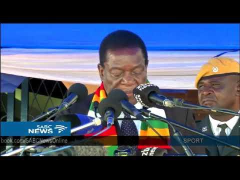 A 4.6 billion rand rail project between SA and Zimbabwe unveiled