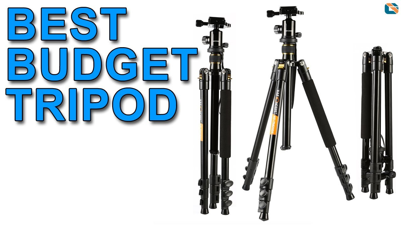 Amazing Budget Tripod From K F Concept Youtube