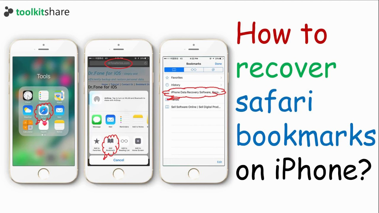 report lost iphone my iphone safari bookmarks disappeared how to recover the 12863
