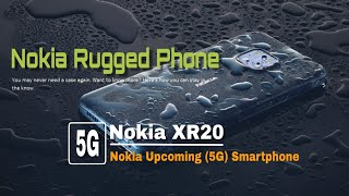 Nokia XR20🌠Nokia upcoming Rugged 5G smartphone🌠Nokia xr20 Price🌠Specs🌠Full Details