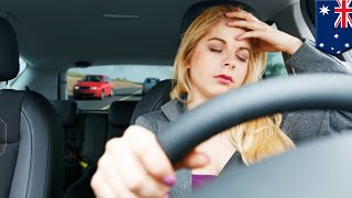 Snooze mobile: Your car's vibrations are making you sleepier - TomoNews