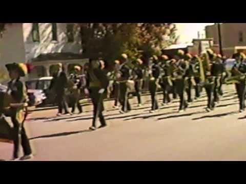 Groton High School Marching Band - 1987