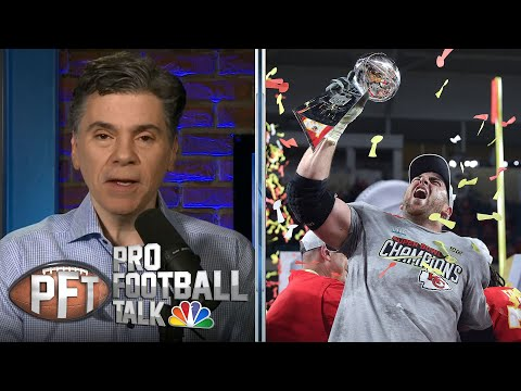 Chiefs' Duvernay-Tardif becomes first player to opt out | Pro Football Talk | NBC Sports image