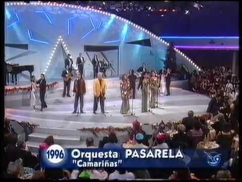 Cantar de Camariñas - Orquesta Passarela