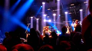 Killerpilze - Springt hoch live @ Tollwood München, 04.07.15