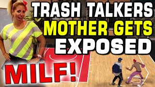 TRASH TALKERS MOM EXPOSED!! PHOTOS OMG!! ON NBA 2K