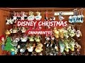 Disneyland Christmas Ornaments 2016