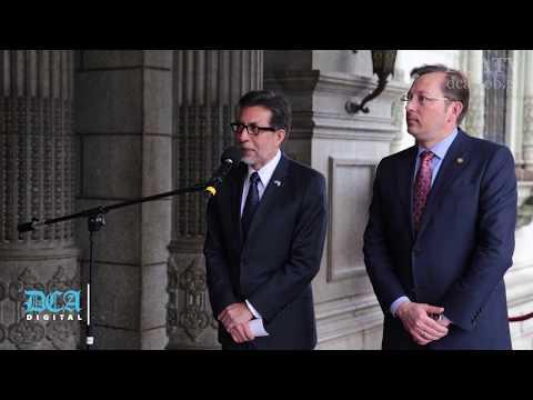 Seguridad, Prosperidad Y Gobernanza En Guatemala En La Agenda Del Nuevo Embajador Arreaga