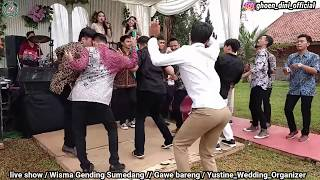 Lagu Dasar Jodo emang enak banget buat di jogedin || live Show @ Wisma Gending Sumedang