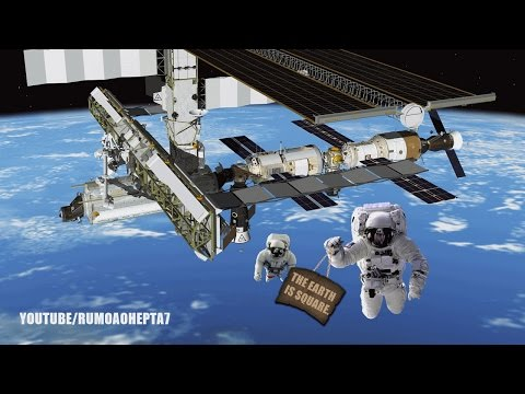 Life on Board the International Space Station: from launch to return - A vida na estação espacial