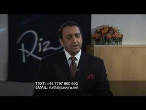 Riz Khan Show - Rachid on Egypt