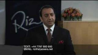 Riz Khan Show - Rachid on Egypt