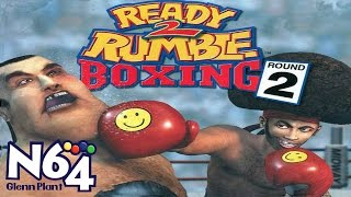 Ready 2 Rumble Boxing Round 2 - Nintendo 64 Review - HD