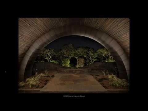 Using LED in Landscape Lighting by Janet Lennox Moyer