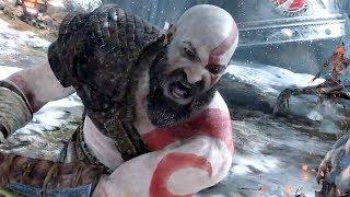 God of War — Геймплей E3 2017 (HD)