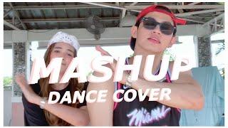 MASHUP DANCE CHALLENGE by DJ Loonyo | Cedie & Rosie