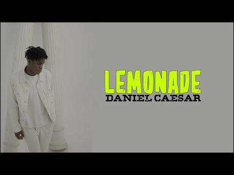 Jeremy Passion - Lemonade (Daniel Caesar cover)(Lyrics)