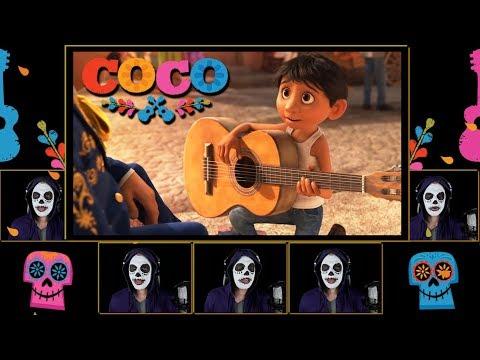 """COCO """"Remember Me"""" A Cappella Cover"""