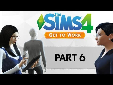 The Sims 4 Indonesia : Get to Work - buka butik bajuuu:3 - Part 6