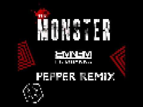 Eminem ft. Rihanna - The monster (Pepper drum 'n bass remix)