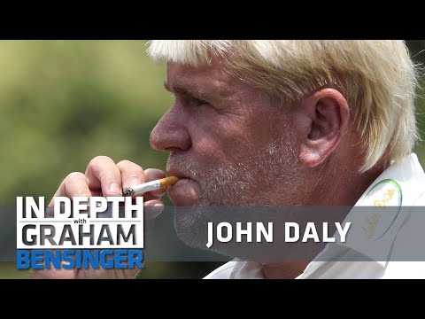 John Daly on diet: Cigarettes, candy, 15 sodas