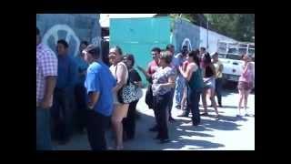 apoyan a taquero en Monclova