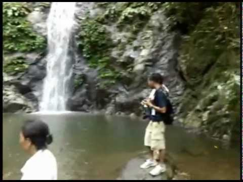 Hinulogan/Falls/tours/Pilar/Capiz/with/Capiz/tour/guides