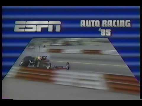 1985 CART Detroit News Grand Prix Intro